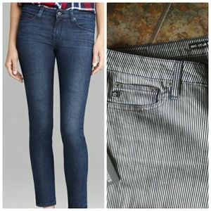Big Star Jeans In Engineered Stripe Size 32 NWT